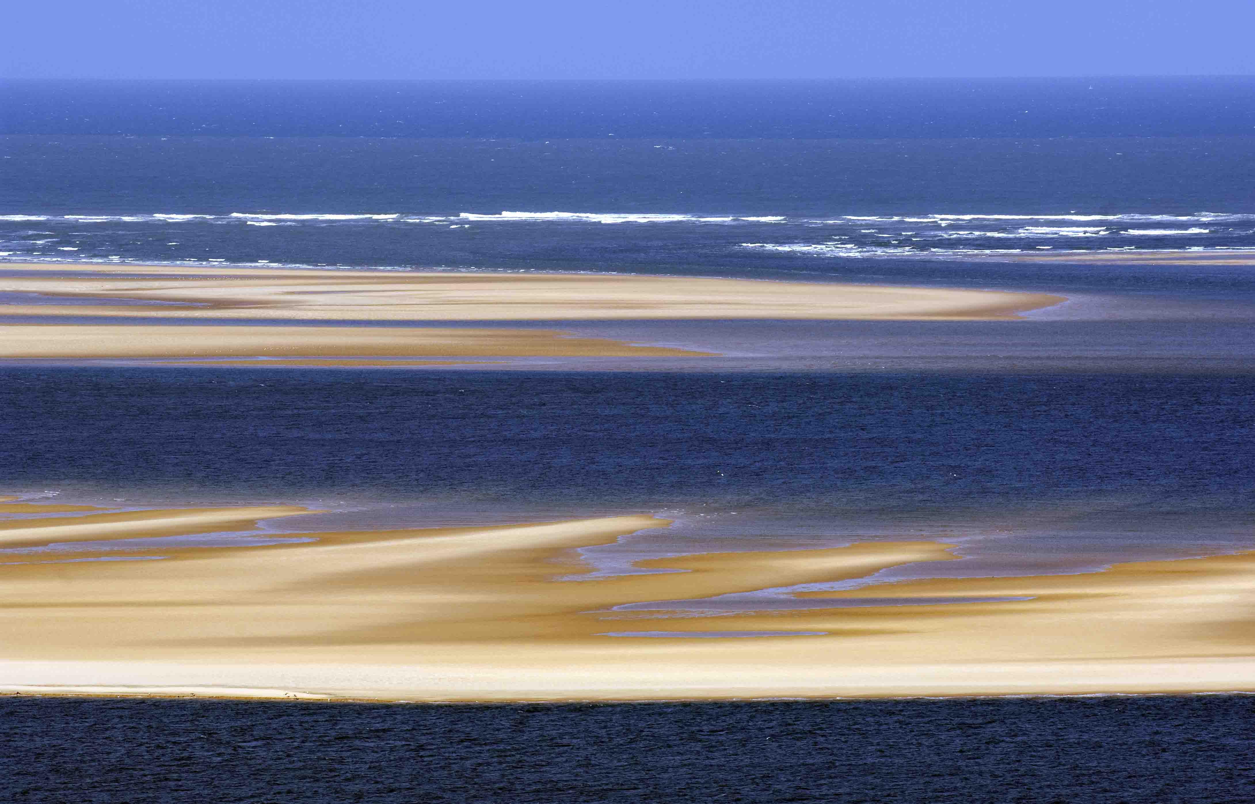 Entre sable et mer