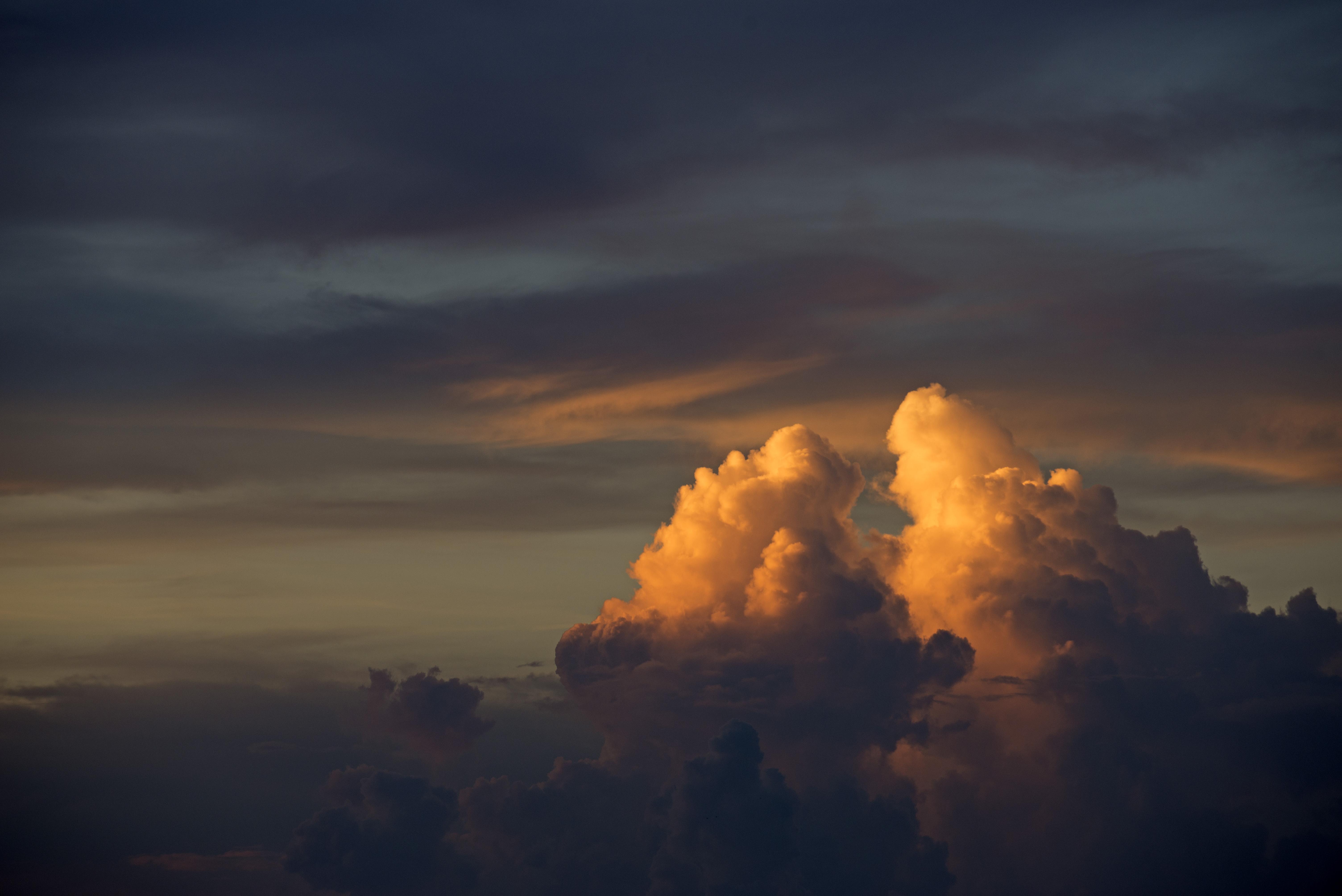 Bataille de nuages