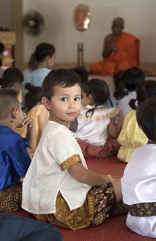 Leçon de bouddhisme